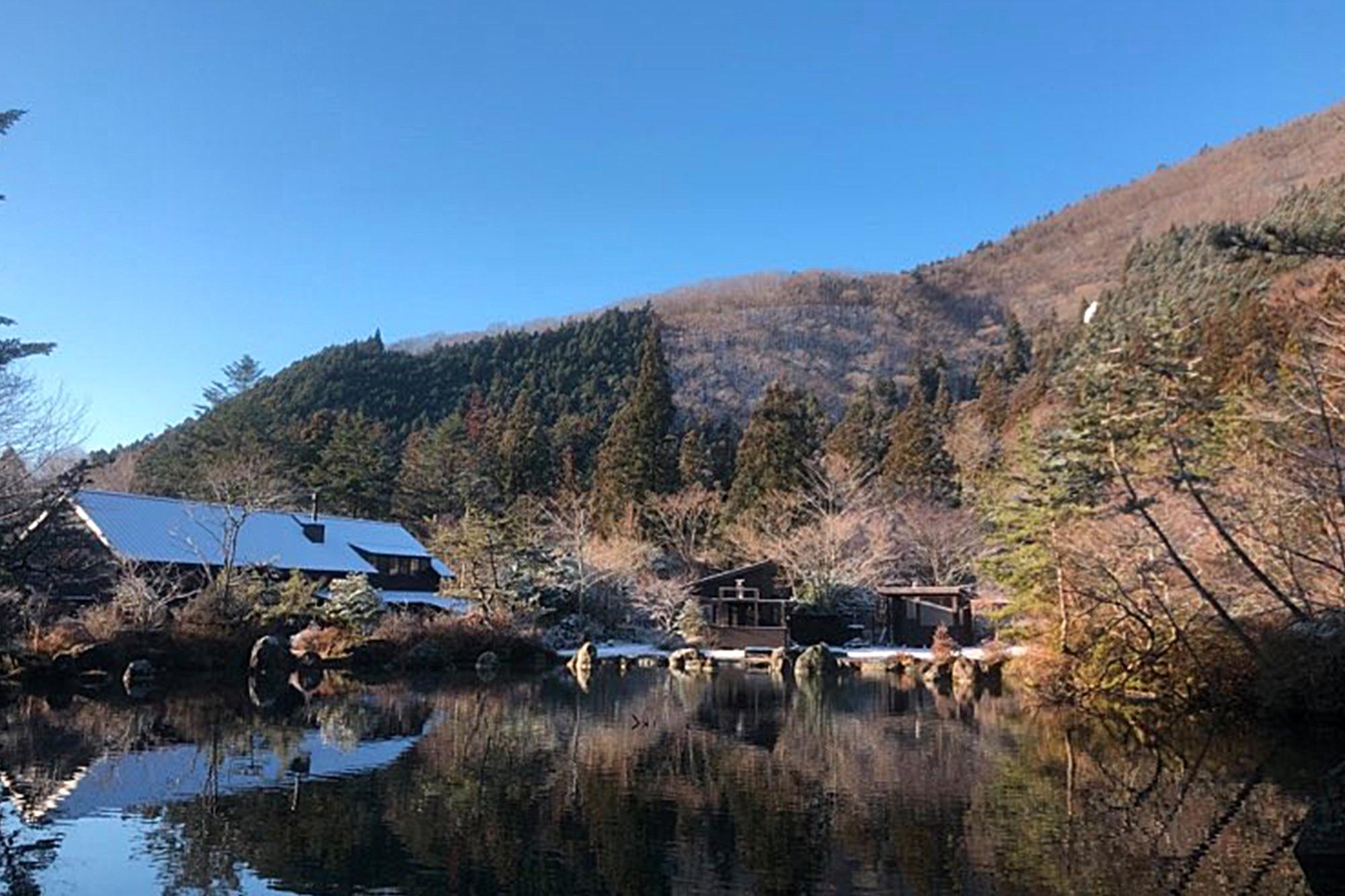 富士山靜養園